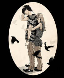 Breakup by CBK-Comics