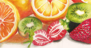 Fruits by lari-elassea