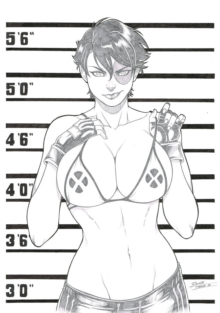 Domino by Dannith