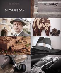 Endeavour authentics : Thursday by Keila-the-fawncat