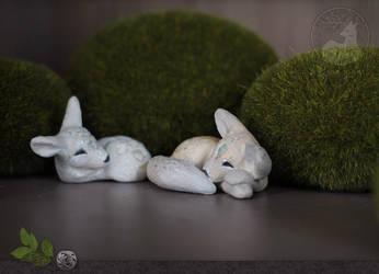 Forst peace by Keila-the-fawncat