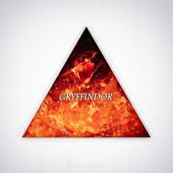 Gryffindor - Fire by Keila-the-fawncat