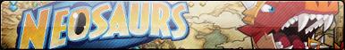 Neosaurs Fan Button by FanDragonBrigitha