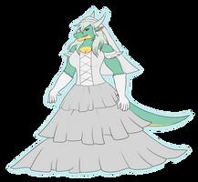 Ghost Princess Fusion by FanDragonBrigitha