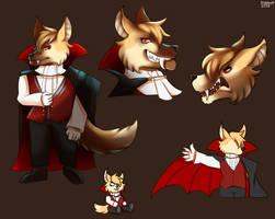 Vampire Rarion by FanDragonBrigitha
