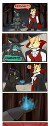 Story Comic 2: How your Wand by FanDragonBrigitha