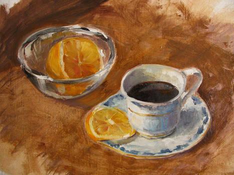 coffee sketch by romantik111