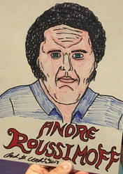 andre the giant tribute by animec20