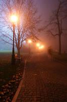 Wroclaw za mgla II by ladyang