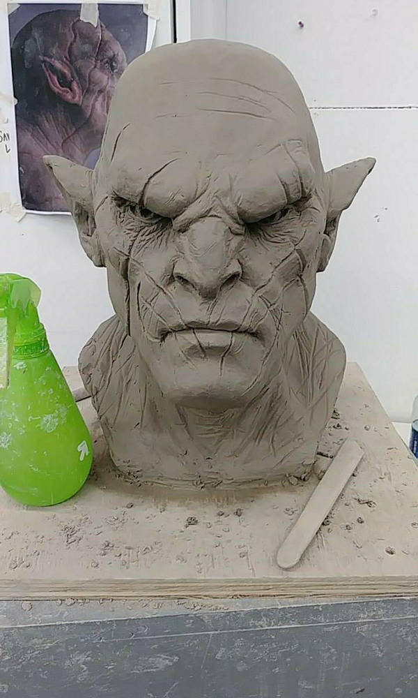 Azog by kphill