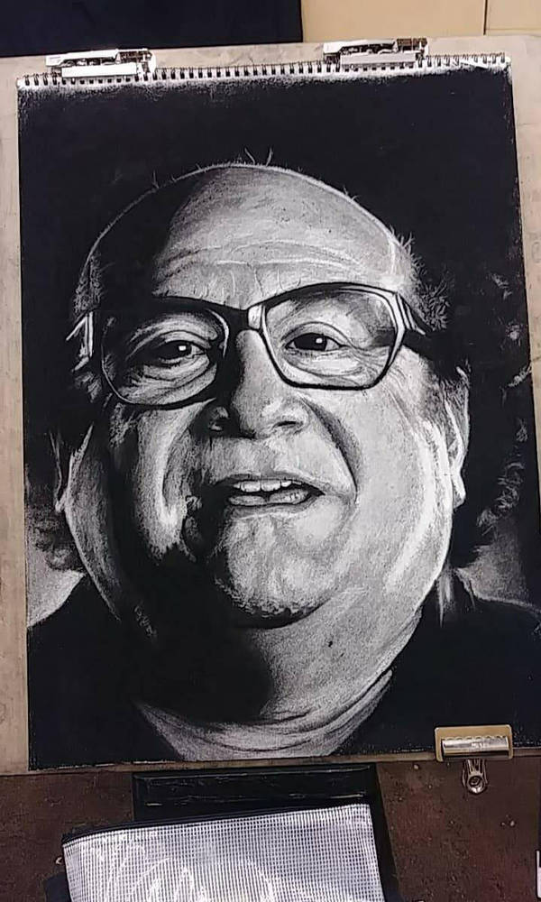 Danny devito- completed by kphill