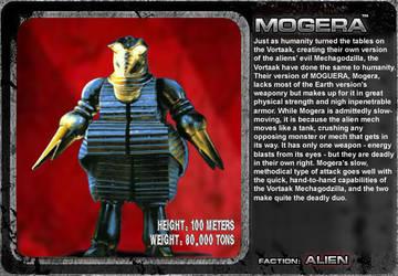 G Unleashed: Mogera by MegaZeo