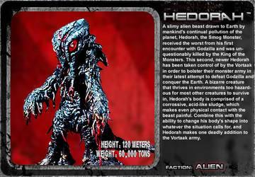 G Unleashed: Hedorah by MegaZeo