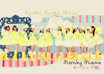 Morning Musume Wallpaper by Hachi-doll