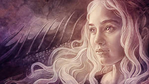 Fire and blood by Syllie