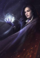 Yennefer by hegzer