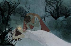 Orpheus Wept by AnitaSR