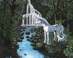unicorn by J2040