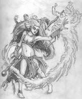 Sorceress2 by J2040