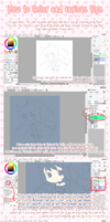 Tutorial basic coloring by Neko-Rina