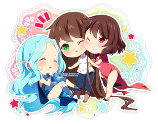 CE: Don't tickle me by Neko-Rina