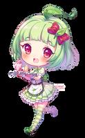 CM for the1whoAteUrPudding by Neko-Rina