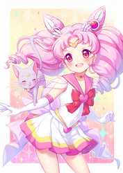 [+Video] Chibiusa by Neko-Rina