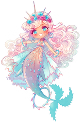 Annie Design: Helicoprion by Neko-Rina