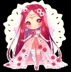 Annie Design: Anemone by Neko-Rina