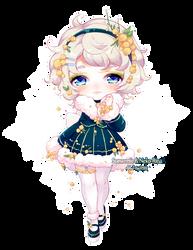 Annie Collab: Mimosa by Neko-Rina