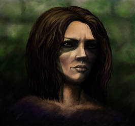 Skyrim: My Imperial Dovahkiin by MadEvilLydia
