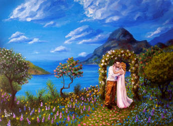 Wedding by MadEvilLydia