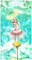 Cloud Shower by Kaze-Hime