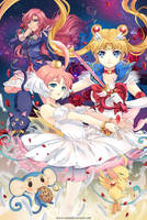 Revolutionary Girls by Kaze-Hime