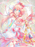 SELECTION: Official Art Book by Kaze-Hime