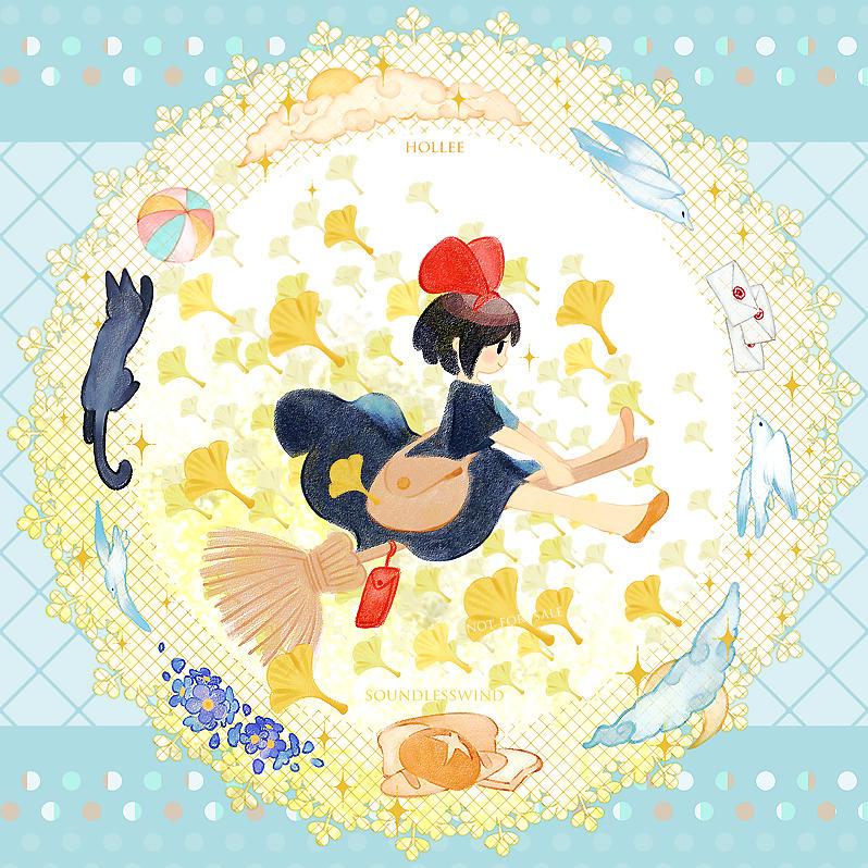 Kiki by Kaze-Hime