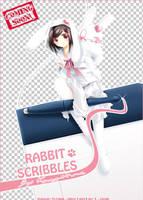 Rabbit by Kaze-Hime