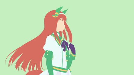 Silence Suzuka - Uma Musume Pretty Derby by ToastyBrownPotatoes