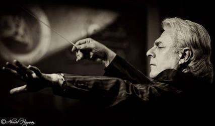Maestro Selim Sahab by Haymanicss