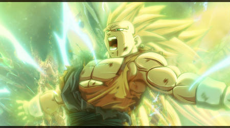 DBZ Vegetto Signature by The-Potara-Fusion