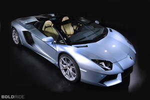 2013 Lamborghini Aventador LP700-4 Roadster by ThexRealxBanks