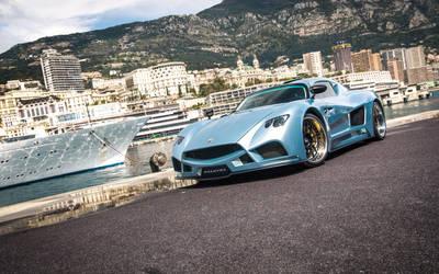 2013 Mazzanti Evantra in Monte Carlo by ThexRealxBanks