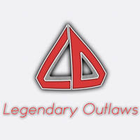 Legendary Outlaws Logo by ThexRealxBanks