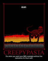 Creepypasta by Andrewnuva199