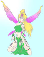 Tinkerbell Color by MScat