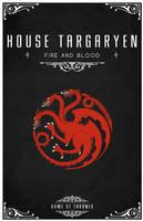 House Targaryen by LiquidSoulDesign