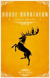House Baratheon by LiquidSoulDesign