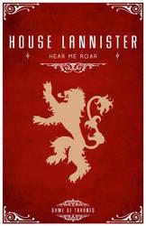 House Lannister by LiquidSoulDesign