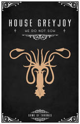 House Greyjoy by LiquidSoulDesign