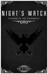Night's Watch by LiquidSoulDesign